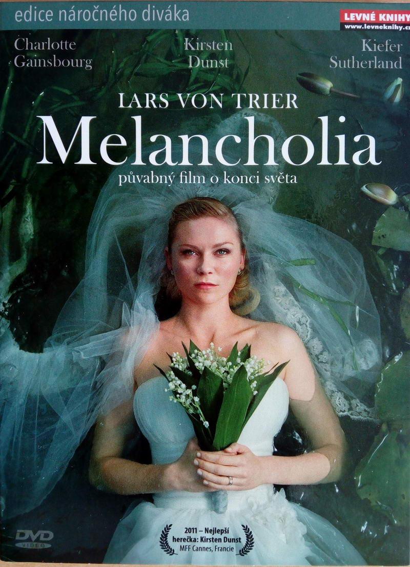 Melancholia ( originální znění s CZ titulky ) digipack DVD