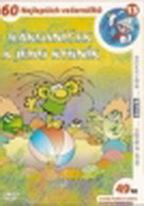 60 večerníčků - 13 - Rákosníček a jeho rybník - DVD