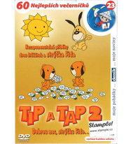 60 večerníčků - 23 -Tip a Tap 2 - DVD
