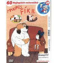 60 večerníčků - 29 - Maxipes Fík II. - DVD