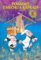 60 večerníčků - 32 - Pohádky z mechu a kapradí 5 - DVD