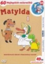 60 večerníčků - 54 - Matylda 1 - DVD pošetka