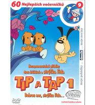 60 večerníčků - 9 - Tip a Tap 1 - DVD