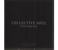 7EVEN YEAR ITCH - Collective Soul - Greatest Hits 1994 - 2001 - CD