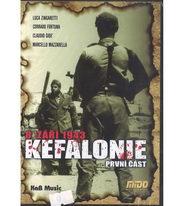8. září 1943 - Kefalonie: První část - DVD