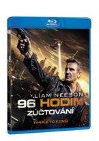 96 hodin: Zúčtování (Blu-ray)