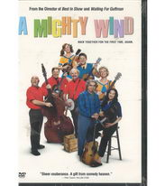 A Mighty Wind / Vichřice - DVD