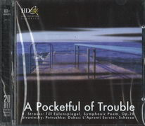 A pocketful of trouble - CD