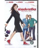 Absolventka - DVD