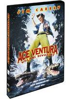 Ace Ventura: Volání divočiny ( plast ) - DVD