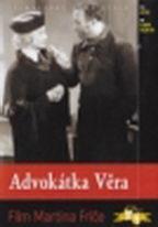 Advokátka Věra - DVD