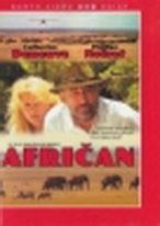 Afričan - DVD