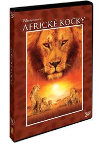 Africké kočky: Království odvahy - DVD