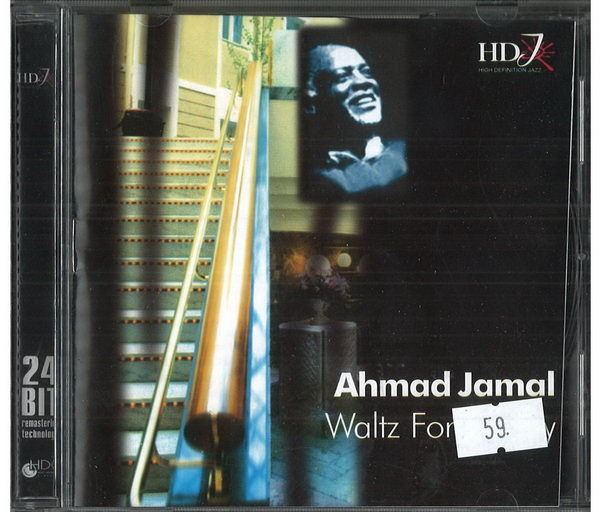 Ahmad Jamal - Waltz for Debby - CD