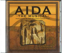 Aida - The Musical - CD