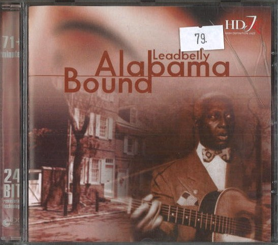 Alabama Bound - Leadbelly - CD