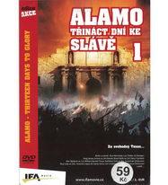 Alamo: Třináct dní ke slávě 1 - DVD