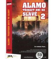 Alamo: Třináct dní ke slávě 2 - DVD