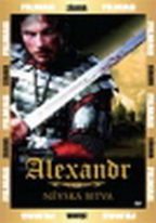 Alexandr  - Něvská bitva ( pošetka ) DVD