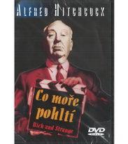 Alfred Hitchcock - Co moře pohltí - DVD