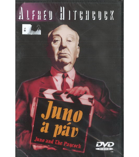 Alfred Hitchcock - Juno a páv - DVD