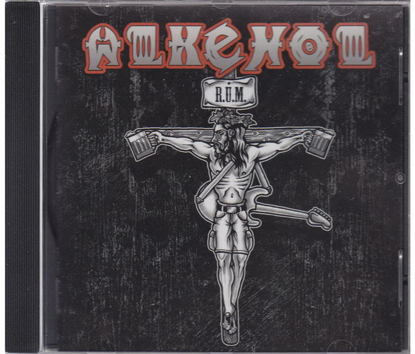 Alkehol - R.U.M. - CD