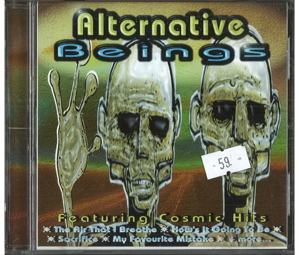 Alternative Beings - CD