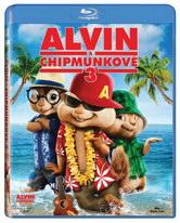 Alvin a Chipmunkové 3 - BD