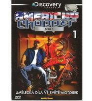 Americký Chopper série 1. díl 1 - DVD