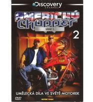 Americký Chopper série 1. díl 2 - DVD