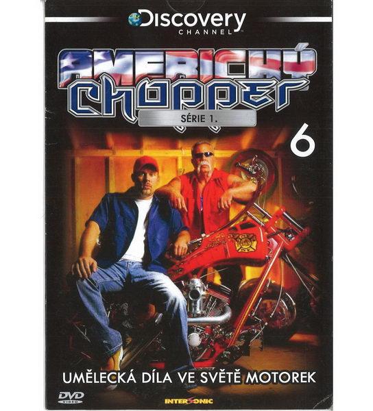 Americký Chopper série 1. díl 6 - DVD