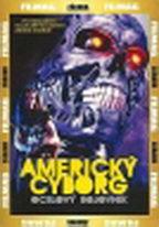 Americký cyborg - Ocelový bojovník - DVD