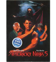 Americký ninja 5 - DVD