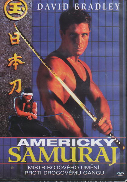 Americký samuraj - DVD