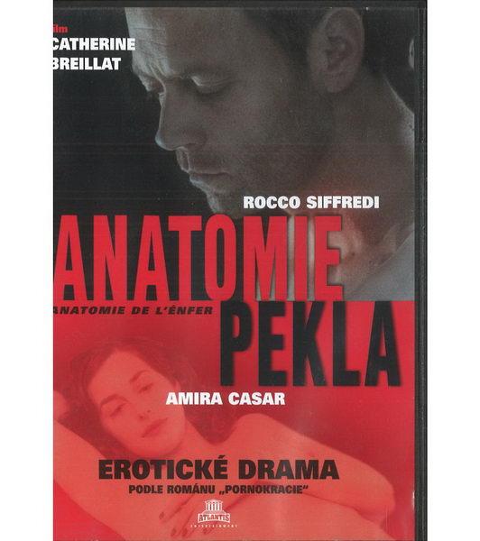Anatomie pekla ( slim ) - DVD