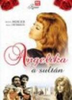 Angelika a sultán - DVD