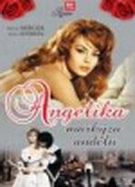 Angelika, markýza andělů - DVD pošetka