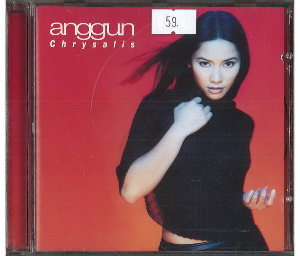 Anggun - Chrysalis - CD