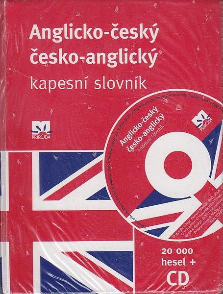 Anglicko - český kapesní slovník