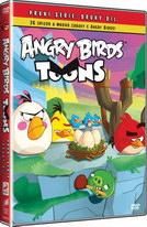 Angry Birds Toons 1. série 2. část - DVD