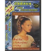 Anička s lískovými oříšky - DVD