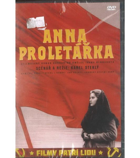 Anna Proletářka ( plast ) DVD