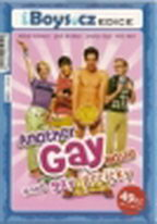 Another Gay Movie aneb Gay Prcičky - DVD