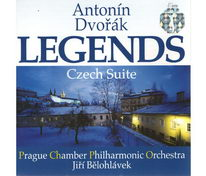 Antonín Dvořák - Legends Czech Suite - CD