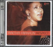 Aretha Franklin - Respect - CD