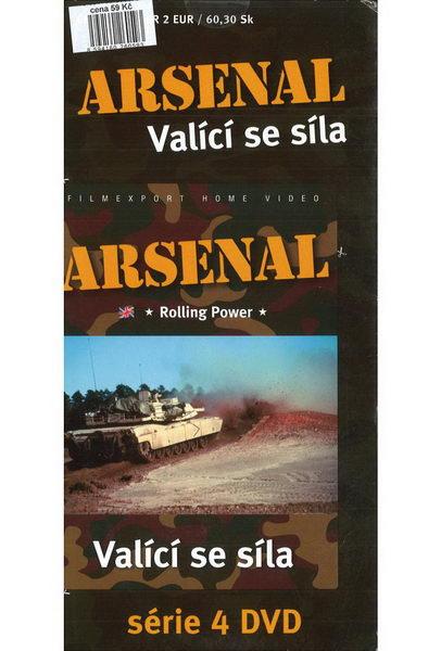 Arsenal - Valící se síla - DVD