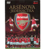 Arsénova jedenáctka - DVD