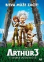Arthur 3 / Arthur a souboj dvou světů - DVD