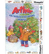 Arthur - Arthurovy bezvadné Vánoce - DVD