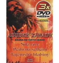 Asijské záhady - 3 pack - DVD